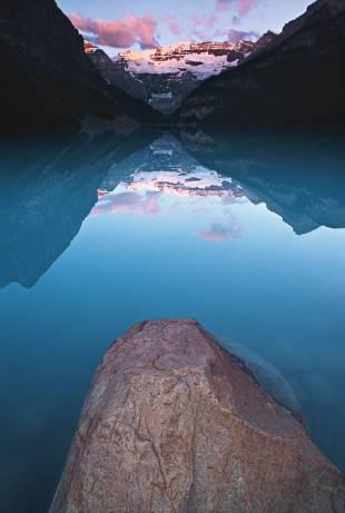 Lake Louise Morning