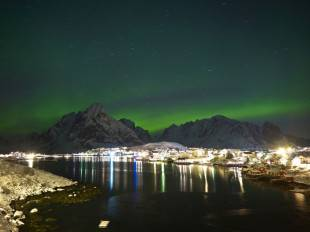 The Lofoten Islands, Norway