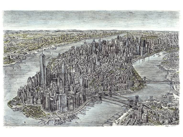 stephen-wiltshire-02_Manhattan