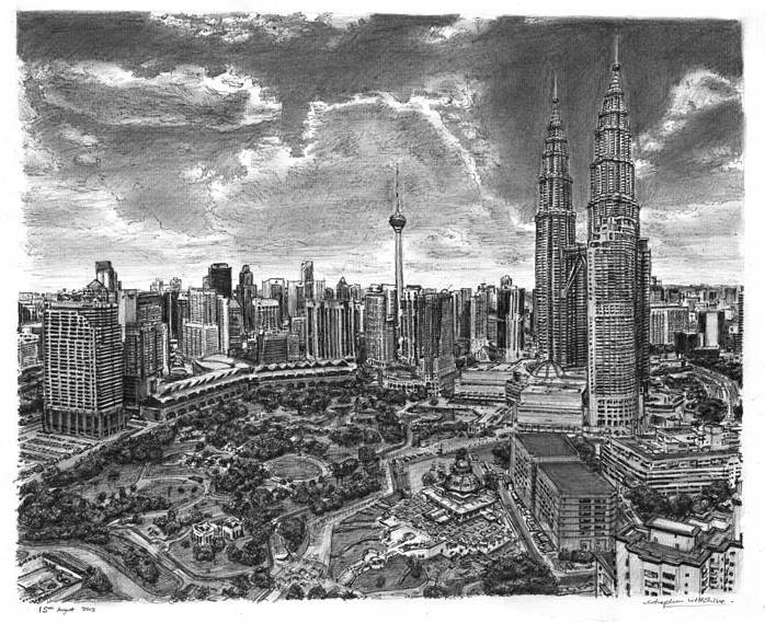 stephen-wiltshire-08_Kuala-Lumpur