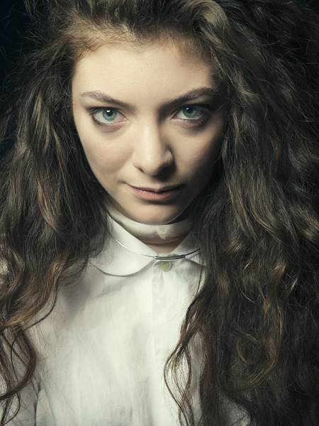 Lorde Portrait