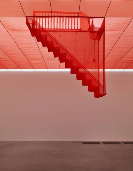 Staircase-III 2010 by Do Ho Suh born 1962