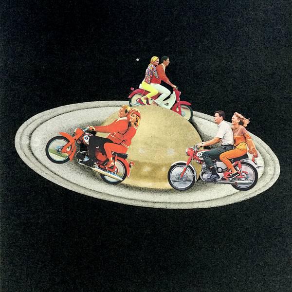 Stroll on Saturn