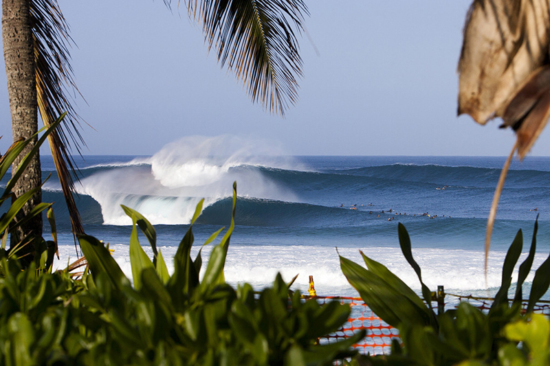 Pipeline Lineup - Ray Collins