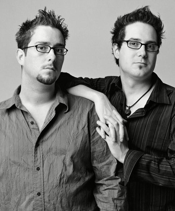 Фотография двойников №2 (фотограф Франсуа Брюнель)