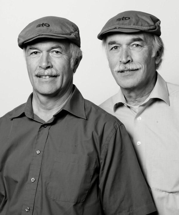 Фотография двойников №4 (фотограф Франсуа Брюнель)