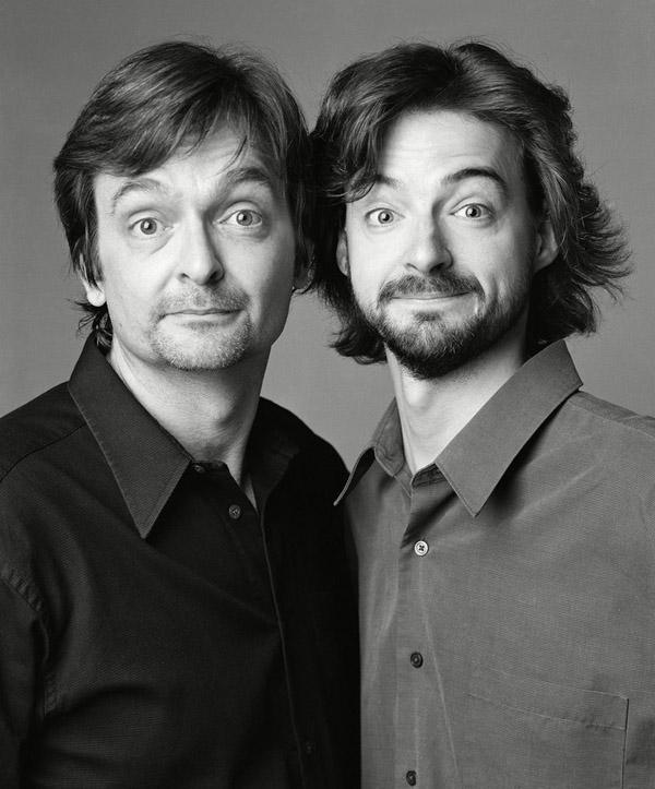 Фотография двойников №8 (фотограф Франсуа Брюнель)
