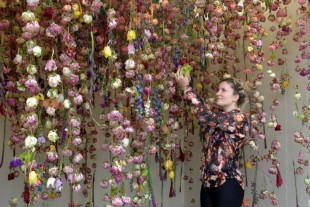 Rebecca Louise Law, floral artist